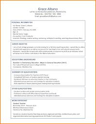 11 Resume Sample Format Letter Signature