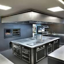 Comercial Kitchen Design Unique Decoration