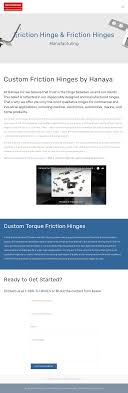 Taico Design Products Inc Frictionhinges Competitors Revenue And Employees Owler