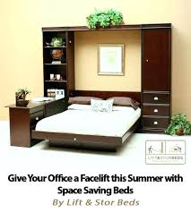 murphy bed home office combination. Murphy Bed Home Office Combination. Desk Space Saving Beds Lift Combo Combination