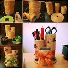 Making creative things at home