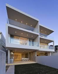 Modern Duplex House Interior Design Modern Duplex With Views Of Sydney Harbour Idesignarch