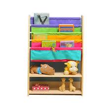 Bücherregale Cjc Kinder Kinder Hölzern Gestell Spielzeug Einheit