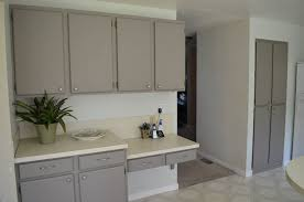 Painting Laminate Kitchen Cabinets With Chalk Paint