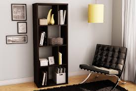 ... Wall Units, Black Wooden Shelving Unit: astounding wall storage units  for bedrooms ...