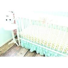 rose gold crib shoes white and bedding sets pendant light fixture aqua ruffled skirt baby pink rose gold crib bedding interiors baby