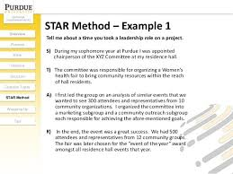 Star Format Resume Unique Star Method Resume Examples Examples Of