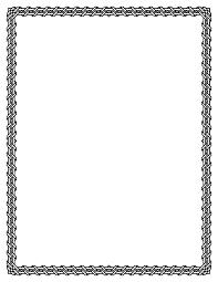 Decorative Borders For Word Border Clipart