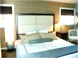 wall mounted headboard ideas wall headboards wall mounted headboards king diy