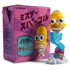 7inch Devil Flanders The Simpsons Treehouse Of Horrors By Kidrobot Simpsons Treehouse Of Horror Kidrobot