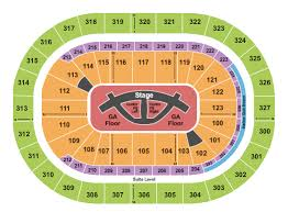 State Farm Arena Seating Chart Carrie Underwood Maddie And Tae Keybank Center Tickets Red Hot Seats