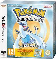 Pokemon Silver 3DS Game: Amazon.de: PC & Video Games