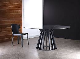 Image Designer View In Gallery Decoist 18 Sleek Glass Dining Tables