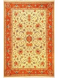 orange persian rug rug hand knotted x persian carpets orange county orange persian rug