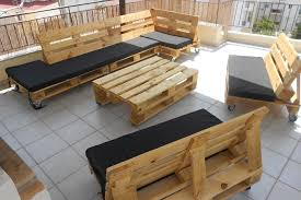 Pallet Outdoor Furniture Plans — TEDX Decors The Useful of