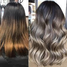 Blonde Balayage Color Melt For Wavy