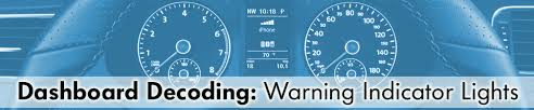 volkswagen dashboard warning light