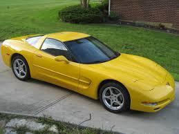 Stock 2000 Chevrolet Corvette Coupe 1/4 mile trap speeds 0-60 ...