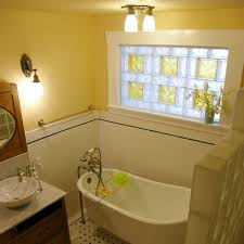 Glass Block Window In Shower riveting subway tile shower glass block also subway tile shower 2332 by xevi.us