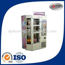Flower Vending Machine For Sale New Hot Sale Customization Cash Function Automatic Flower Vending