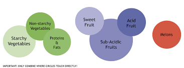 Dr Hay Food Combining Chart Proper Food Combining Chart Digestive Food Chart Hay Diet