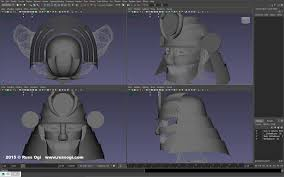 maya tutorial modeling with maya