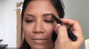 tan skin makeup tutorial