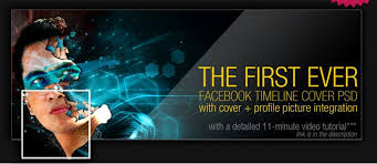 Free Facebook Covers Templates Free Facebook Cover Psd Facebook Timeline Cover Pinterest