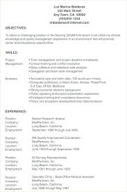 Sample New Graduate Lvn Resume Nurse Examples