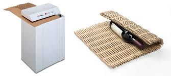 cardboard shredder packaging material