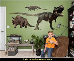 decorating bedrooms dinosaur theme