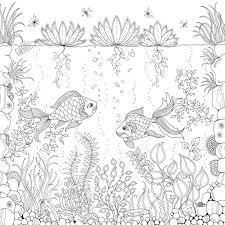 Secret Garden Coloring Pages Last Days In The By Namtia Page Free