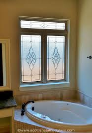 Stained Glass Window Designs For Bathrooms Bathroom Stained Glass Window Glass Bathroom Stained