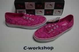 vans 8 5. image is loading vans-hello-kitty-authentic-pink-4-5-5- vans 8 5