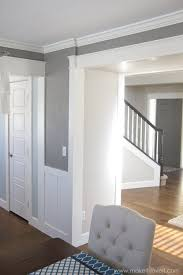 Installing A PreHung Door The EASY Wayand Trimming Out A - Interior house trim molding
