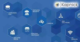 We're innovative and passionate about service delivery. Kapnick Insurance Group