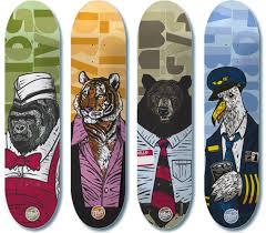 Artist Designed Skateboards Zoom Creative Skateboards Art On Deck Zoom Creative
