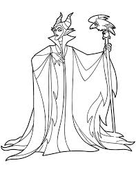 Small Picture maleficent printable coloring pages 07 Color Luna