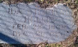 Ida Stephens Hollis (1868-1931) - Find A Grave Memorial