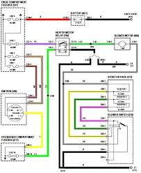 radio wiring diagram 98 mustang radio wiring diagrams online