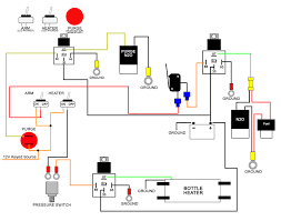 boat switch panel wiring diagram