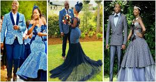 elegant south african married couples