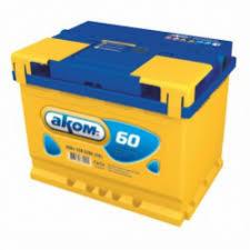 Отзывы о Аккумулятор автомобильный Akom 60