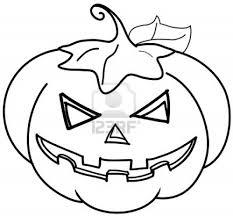 Dessin De Halloween Imprimer Citrouille Qui Fait Peur Coloriage L L L L L L L L L L L