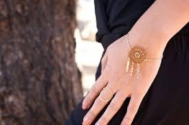 Dream Catcher Gold Bracelet Gold Dream Catcher Bracelet Alert Bracelet 24