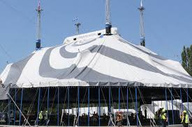 Cirque Du Soleil Raises Its Big Top At Marymoor Redmond