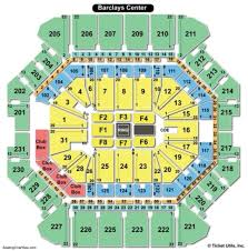Barclays Center Seating Chart Barclays Center Brooklyn