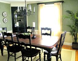 dining room chairs mobil fresno: maison decor black paint updates a traditional dining room set