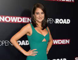 Shailene Woodley shares timing for ...