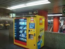 Magex Vending Machine Beauteous LEGO Vending Machine BigStore Magex Pinterest Vending Machine